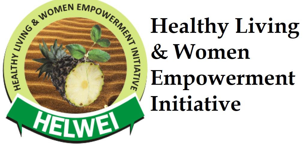 Healthy Living & Women Empowerment Initiative -HELWEI